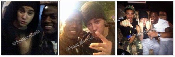 21.04 – Justin à une fête au Japon