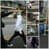 22.04 – Justin dans Tokyo, Japon