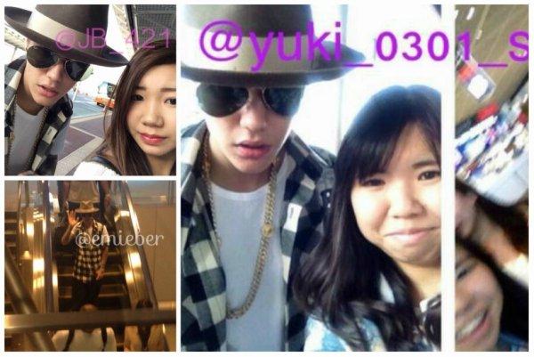 24.04 – Justin à l'aéroport, Japon