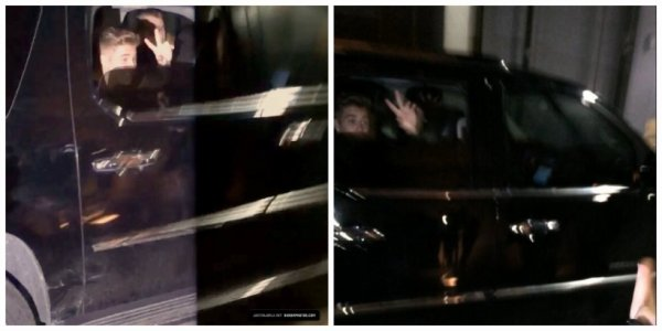 27.04 - Justin arrive à son hôtel, New-York
