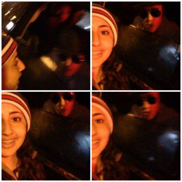 01.05 - Justin à New Yorkvu