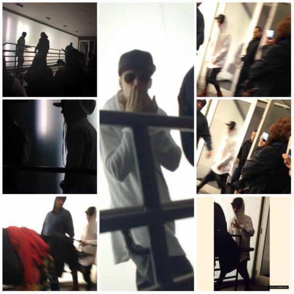 30.04 - Justin à New York