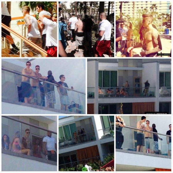 02.05 - Justin à Las Vegas