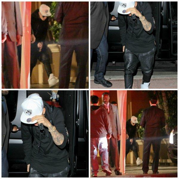 07.05 - Justin à Los Angeles, Californie