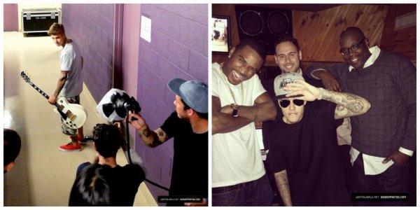 Justin Bieber - Instagram (Amis & Proches)