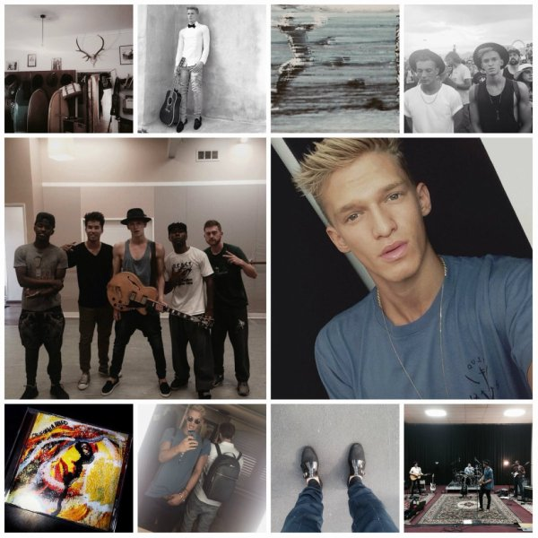 Cody Simpson - Instagram