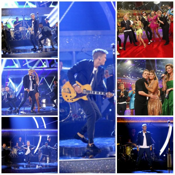 20 mai: Cody au Dancing with the Stars finale de la saison