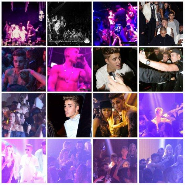 17.05 - Justin au Gotha Club à Cannes