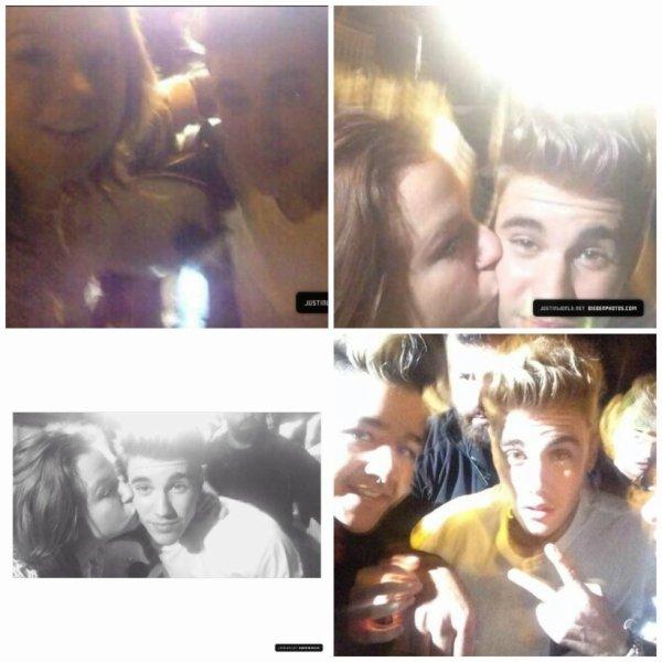 Justin Bieber et ses fans