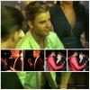 """18.05 – Justin à la soirée """"Bungalow 8″ à Cannes"""