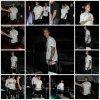 21.05 - Justin quitte la soirée de Roberto Cavalli à Cannes