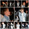 21.05 - Justin arrive à la soirée de Roberto Cavalli à Cannes