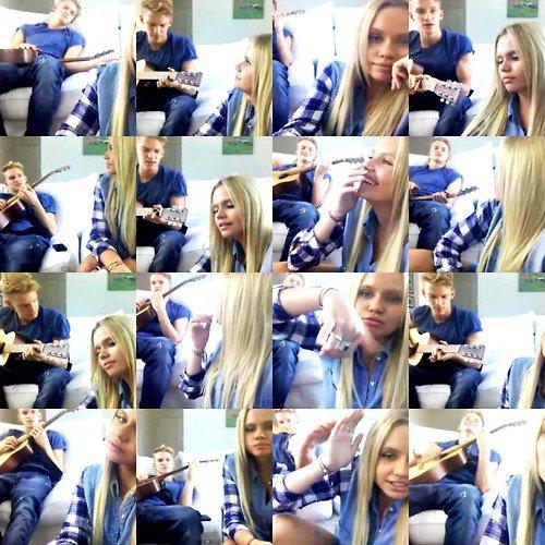 Cody Simpson et Alli