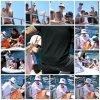 24.05 - Justin sur un yacht pour le Grand Prix Formule 1 de Monte-Carlo à Monaco