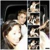 27.05 – Justin sort d'un restaurant à West Hollywood, LA