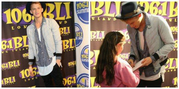 1 juin: Cody à BLI Summer Jam