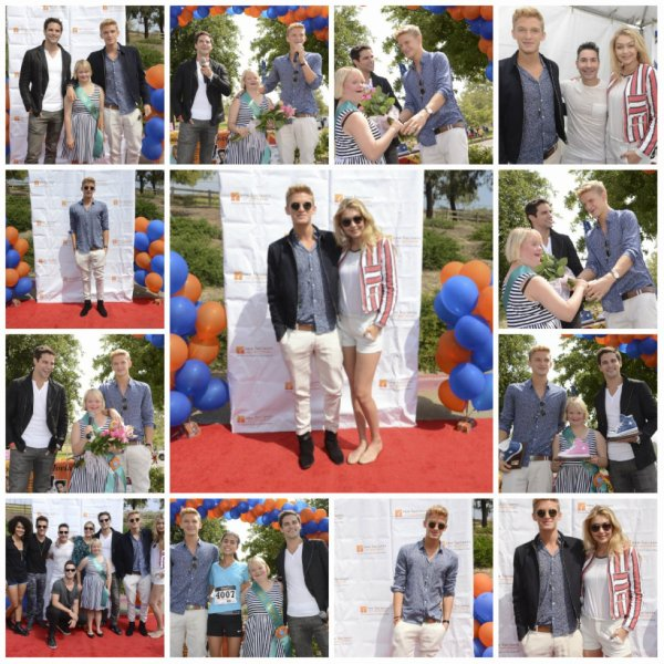 7 juin: Cody au 7e édition de 5K Run / Walk New Horizons