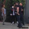 14.06 - Justin dans Los Angeles (Fanpic)