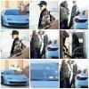 18.06 - Justin arrive dans un studio d'enregistrement, Los Angeles