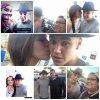 23.06 - Justin sortant d'un entrainement de Hockey, Los Angeles