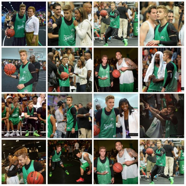 .06 - Sprite Celebrity Basketball Game au 2014 BET Experience