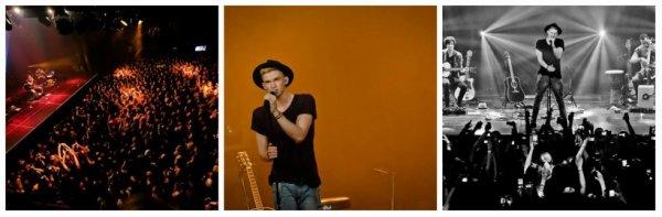 26 juin: Cody effectue à Amsterdam