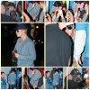 28.06 - Justin à une fête organisé par Chris Brown