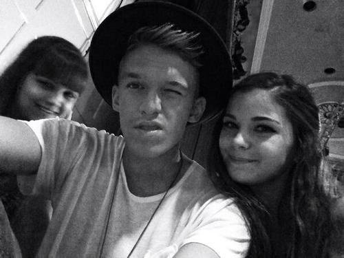 Cody et ses fans