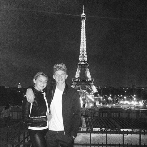 Gigi Hadid et Cody Simpson ♥