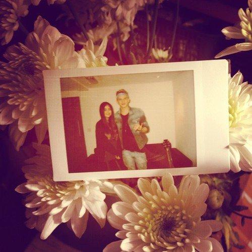 Cody Simpson et une fans