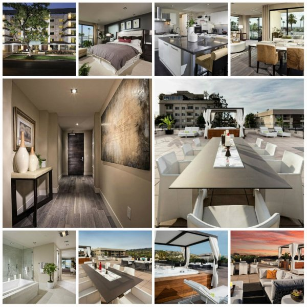 Appartement loué par Justin à Beverly Hills, Californie