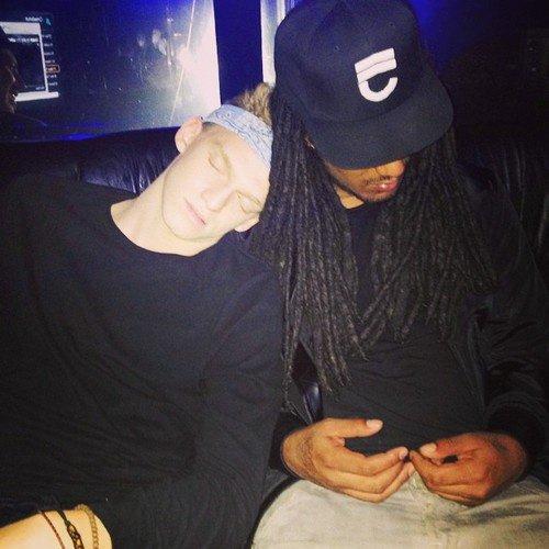Cody Simpson - Instagram ami(e) et proches