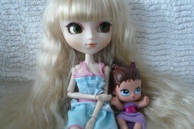 Ninou et Sakura