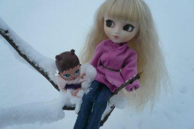 Dans la neige (3)