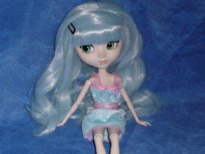 """--Louna """"in the blue""""--"""