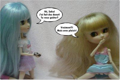 ~~Les donut's de Louna~~