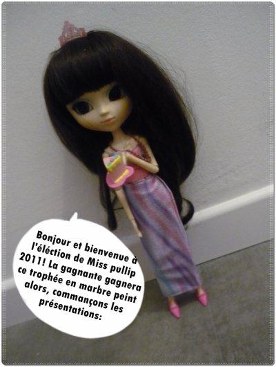 Miss Pullip 2011
