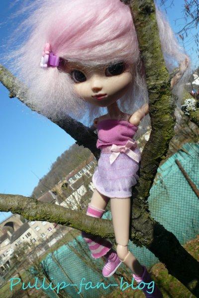 Sortie dans le jardin (3)