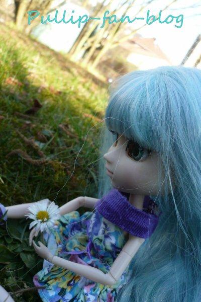 Sortie dans le jardin (4)