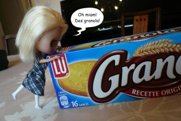Lalie et les Granola