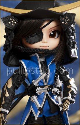 Pullip juin 2011:::Sengoku Basara Date Masamune