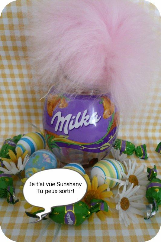Les puces à Pâques