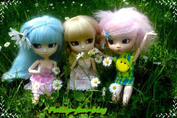 Dans les fleurs =D