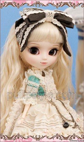 Pullip juillet 2011::: Romantic Alice