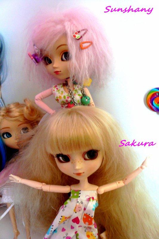 Rencontre pullipienne avec Skouiky, Kiwii & Juu'