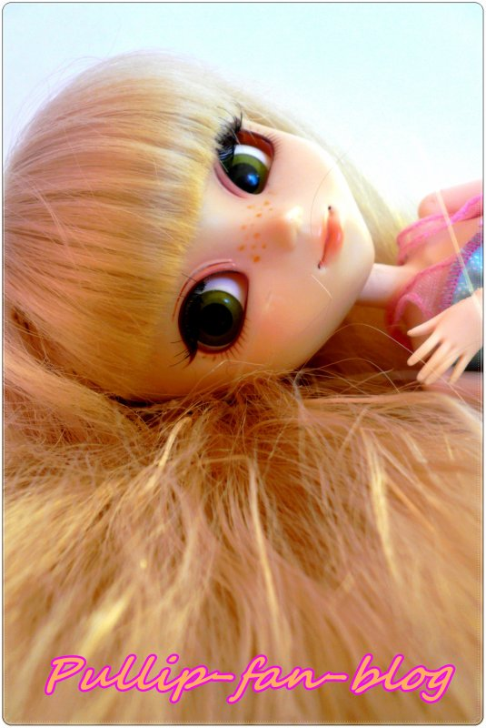 Sakura prend la pose ♥