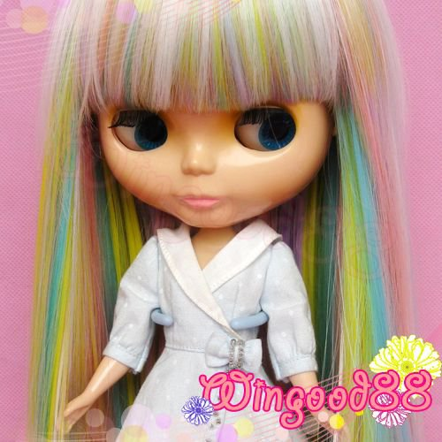 Nouvelle wig :)