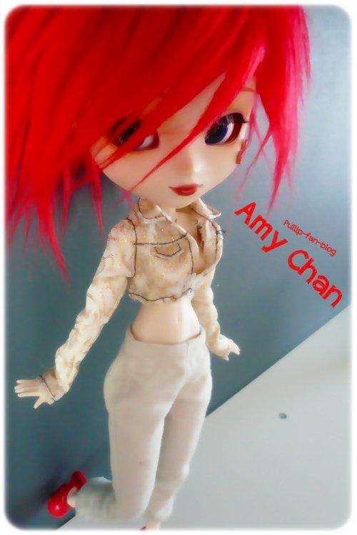 Amy Chan !