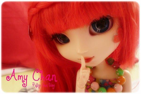 Amy Chan ♥