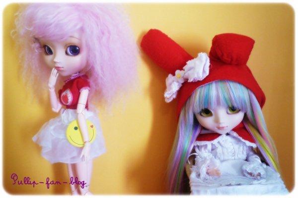 Joyce & Sunshany ♥